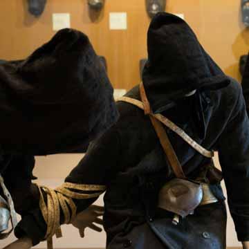 Thurpos di Orotelli del Museo delle Maschere Mamoiada
