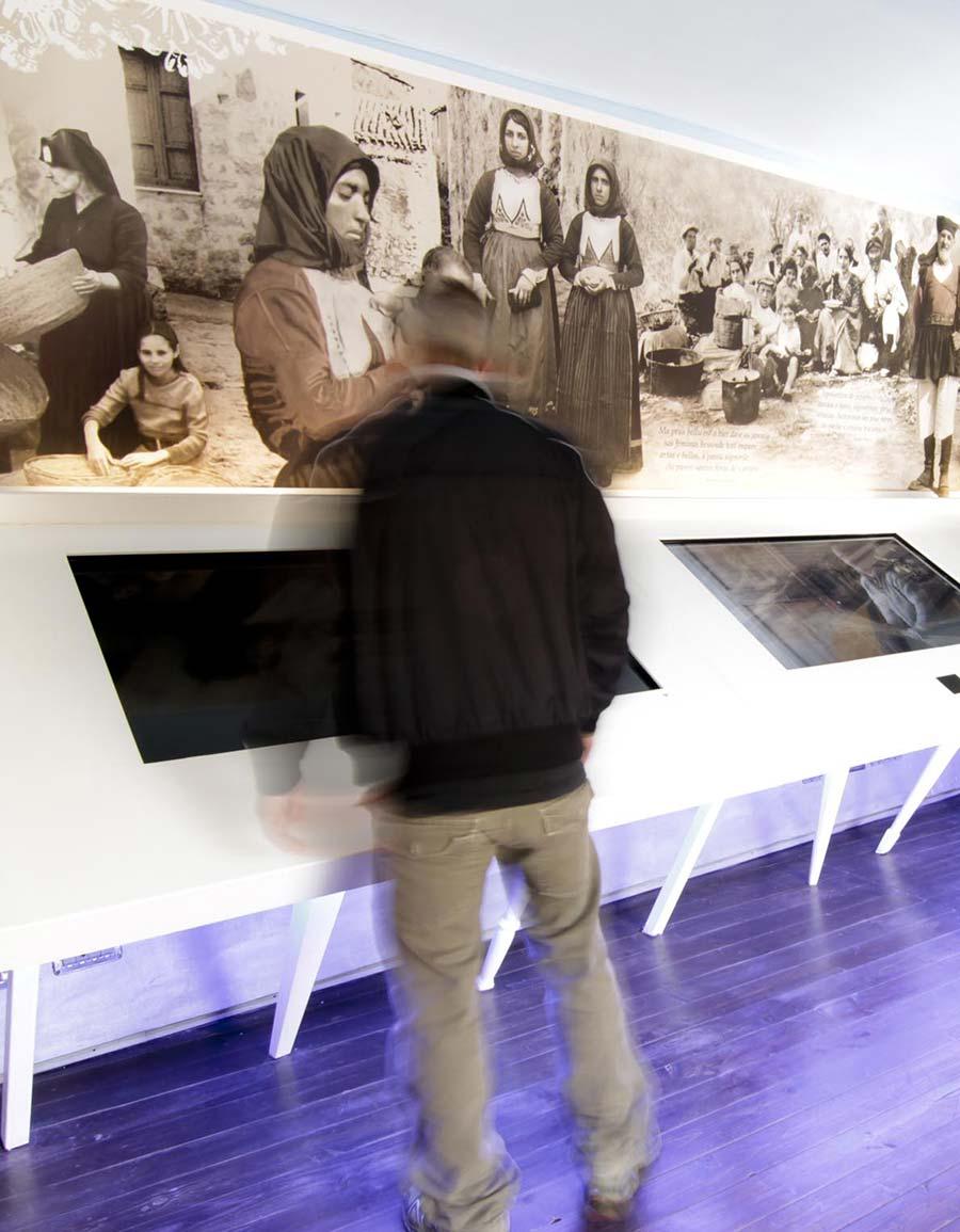 MaTer - Installazione multimediale